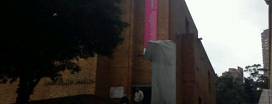 Museo de Arte Moderno de Bogotá is one of Turismo Bogotá Pass.