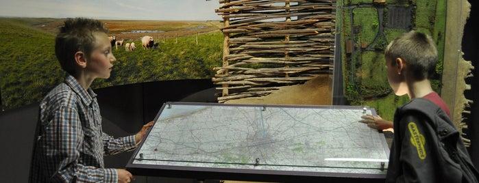 Archeologiemuseum is one of Uitstap idee.