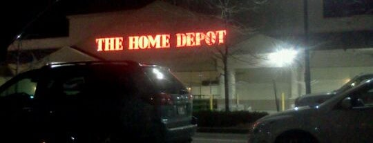 The Home Depot is one of Posti che sono piaciuti a Matt.