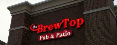 BrewTop Bar & Grill is one of Donovan: сохраненные места.
