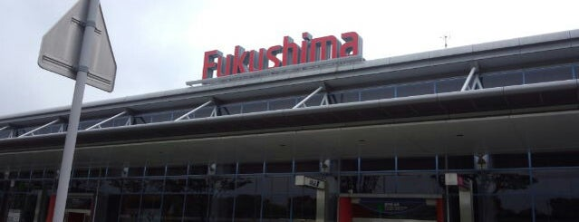 Fukushima Airport (FKS) is one of Airports I've been.