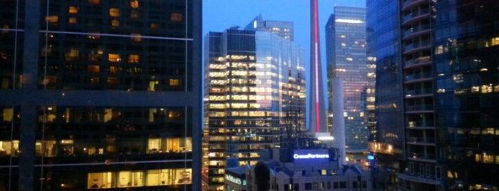 Hilton Toronto is one of Toronto, Canada.