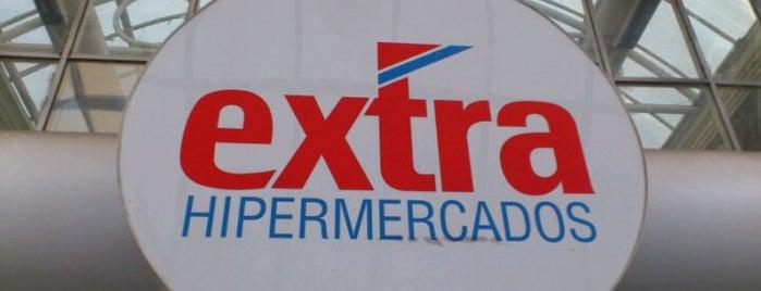 Extra Supermercado is one of Locais curtidos por Erika.