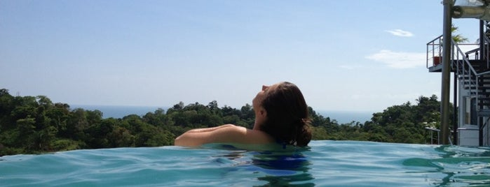 Gaia Reserve And Hotel Manuel Antonio is one of CostaRica.