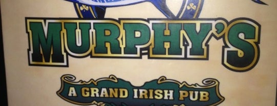 Murphy's Irish Pub is one of Lieux qui ont plu à Kaili.
