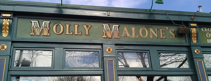 Molly Malone's is one of Posti che sono piaciuti a Jacob.