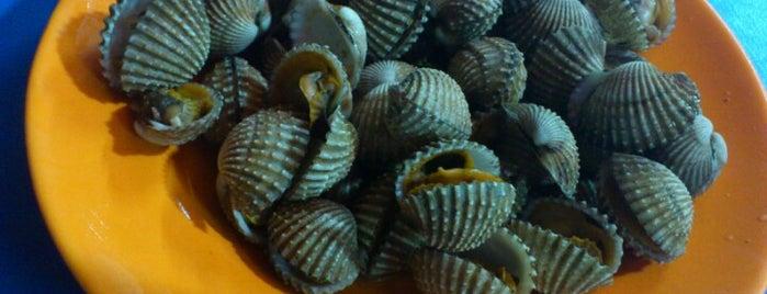 Seafood 68 Jatibening is one of @Jakarta, Indonesia #1.