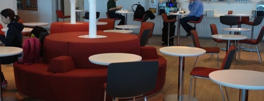 Business Lounge Air France – Le Parc is one of Locais curtidos por SV.