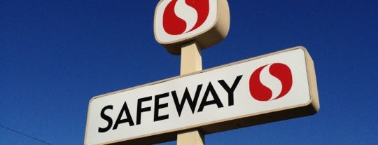 Safeway is one of (South) Bay Places.