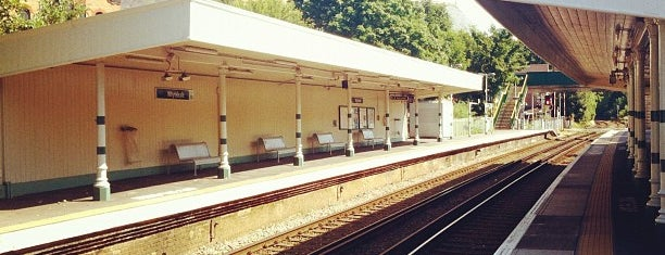 Whyteleafe Railway Station (WHY) is one of London Loop.