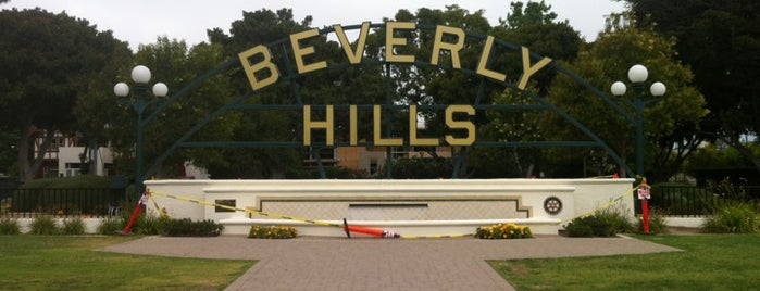 Beverly Gardens Park is one of LA/SoCal.