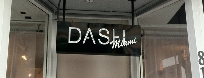 Dash Boutique is one of Spring Break 2012 – Miami.