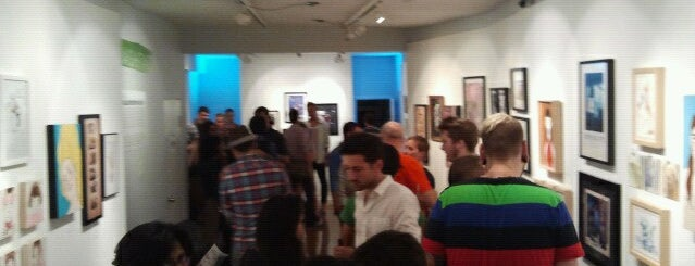 #Hashtag Gallery is one of Toronto.