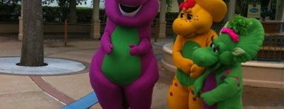 A Day In The Park With Barney is one of Universal Studios.