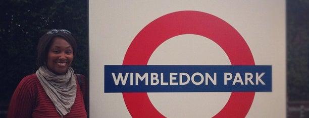 South Wimbledon is one of London's Neighbourhoods & Boroughs.