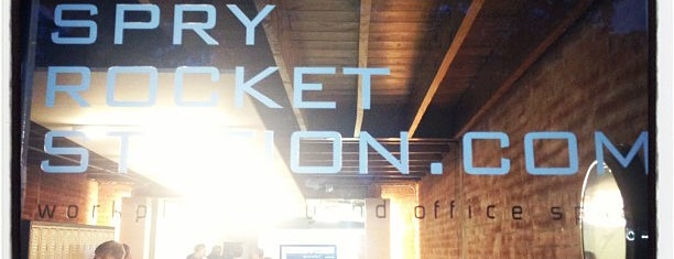 Spryrocket is one of North Texas Coworking.