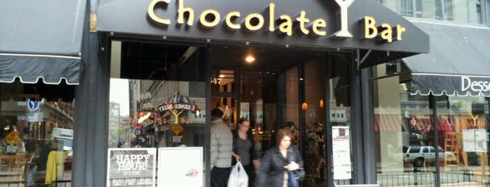 Chocolate Bar is one of Bars/Nightclub.