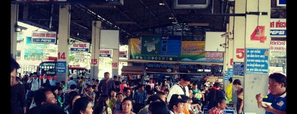 Saraburi Bus Terminal is one of ลพบุรี สระบุรี.