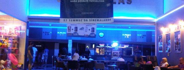 Olivecity Atlas Sineması is one of Tempat yang Disukai Sevda.