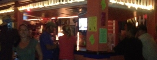 Lazy Jacks Pub is one of Vieques.