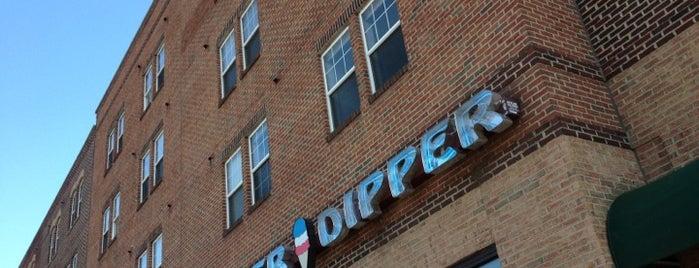Silver Dipper Ice Cream is one of Posti che sono piaciuti a Mark.