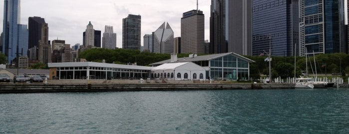 Chicago Yacht Club is one of 101 places to see in Chicago before you die.