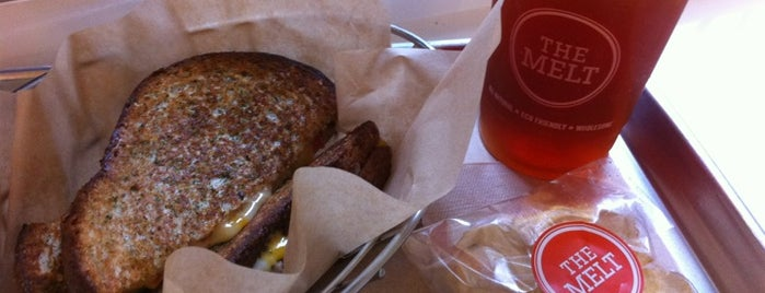 The Melt is one of SF.