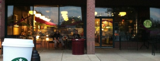 Starbucks is one of McLean/Tysons general area.