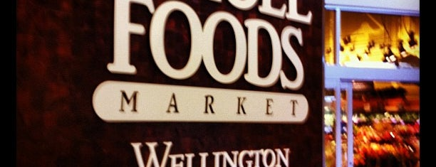 Whole Foods Market is one of Food.