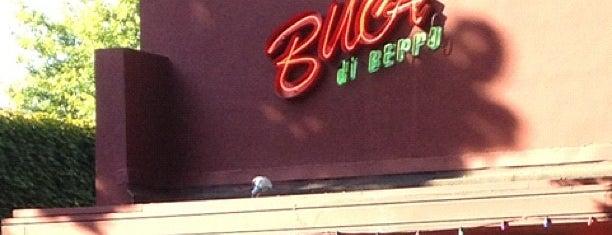 Buca di Beppo is one of Palo Alto.