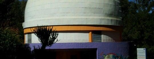 Instituto Nacional de Astrofísica, Óptica y Electrónica is one of Andy 님이 좋아한 장소.