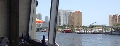 Casablanca Seafood Bar & Grill is one of Miami Restaurants.