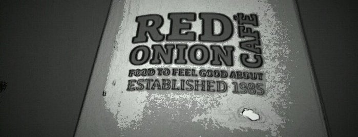 Red Onion Café is one of Boone.