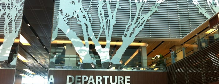 Terminal 1 Departure Hall is one of Singapore: business while travelling part 3.