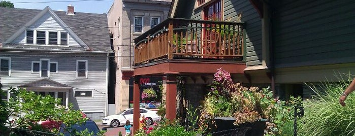 Carriage House Cafe is one of Fingerlakes Transport an Tour Service.