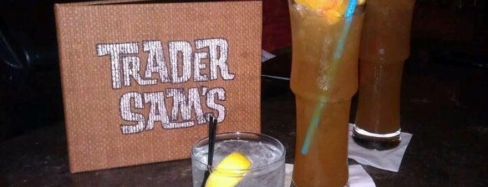 Trader Sam's Enchanted Tiki Bar is one of Boozin'.