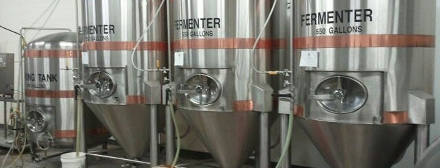Steel Toe Brewing is one of Lugares guardados de Ben.