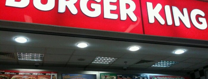 Burger King is one of izmir.