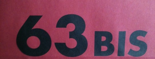 63 Bis is one of 2013 - Espanha.