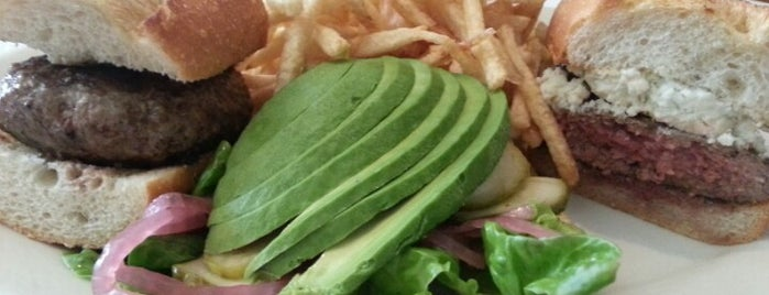 Balboa Cafe is one of SF Burger Attack Plan.