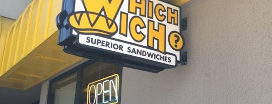 Which Wich? Superior Sandwiches is one of Best Sandwiches in San Diego.