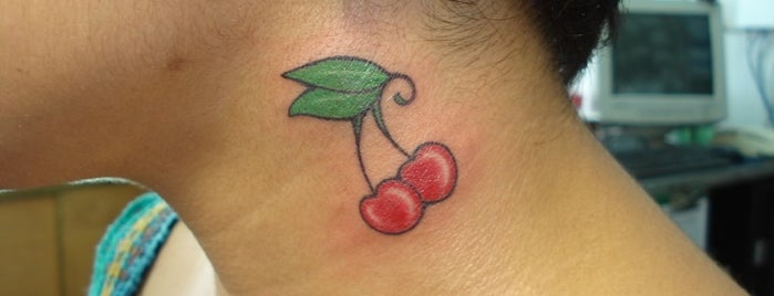 INKNM tattoo is one of lugar.