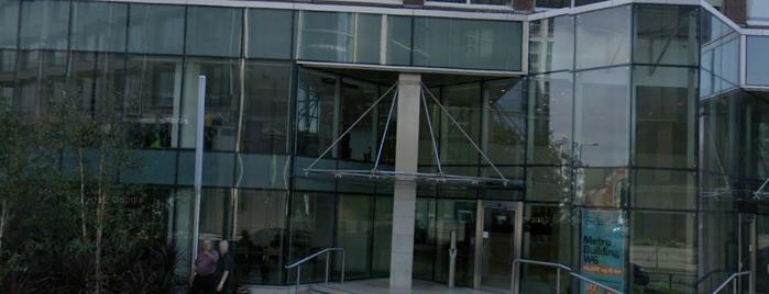 Capcom Europe Ltd is one of Videogames HQ.