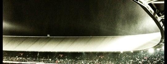 Stadion Feijenoord is one of Best Stadiums.
