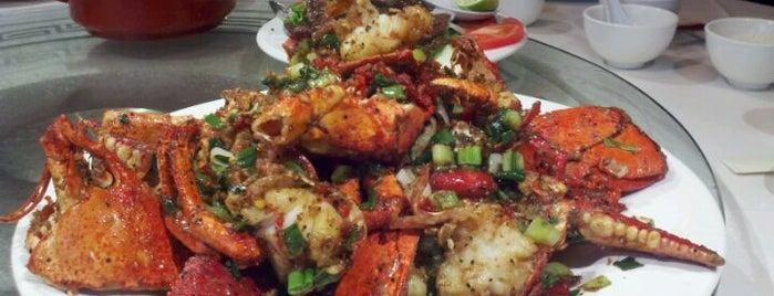 Newport Tan Cang Seafood Restaurant is one of onstar LA Summer 2014.
