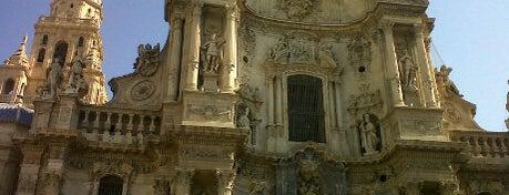 Murcia en GPS