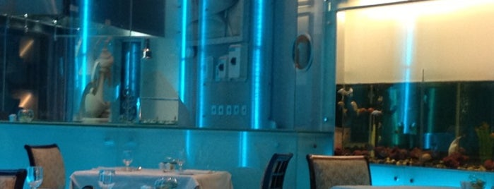 Sayad Seafood Restaurant is one of Abu Dhabi & Dubai, United Arab emirates.