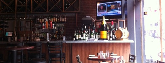 Les Zygomates Wine Bar Bistro is one of Boston Restaurants.