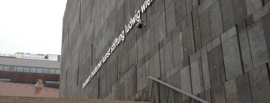 MUMOK - Fondazione del Museo di Arte Moderna Ludwig di Vienna is one of Exploring Vienna (Wien).
