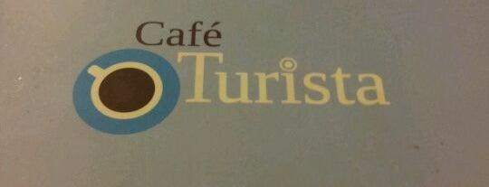 Café Turista is one of Restaurantes.